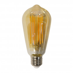 Filament LED žiarovka 84-50 Amber glass
